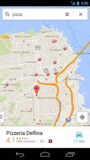 谷歌地图 V9.32.1 安卓版截图3