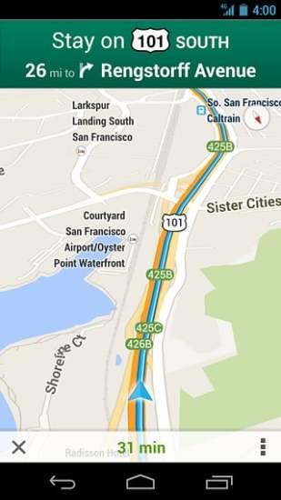 谷歌地图 V9.32.1 安卓版截图5