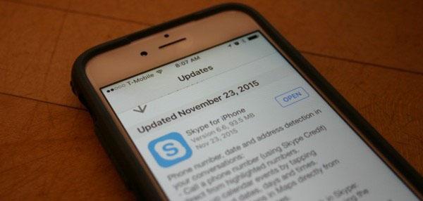 iOS版Skype应用获6.6版更新