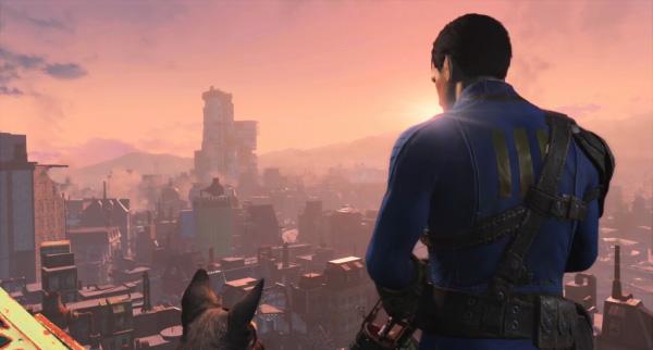 虚拟现实跑步机让玩家亲身进入辐射4游戏