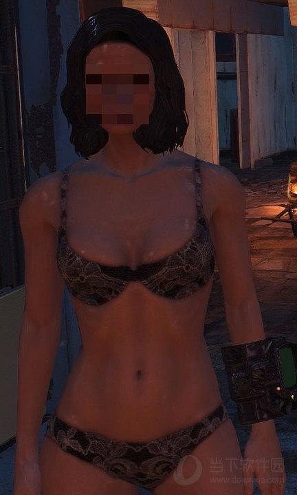辐射4时尚内衣mod
