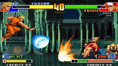 拳皇98破解版 V1.3 安卓版截图2