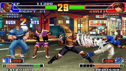 拳皇98破解版 V1.3 安卓版截图3