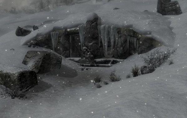 上古卷轴5天际真实积雪MOD