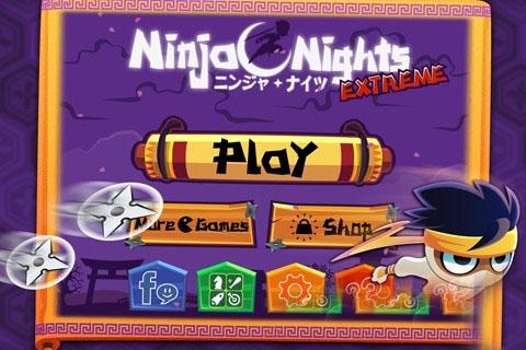 忍者之夜破解版 V1.0 安卓版截图3