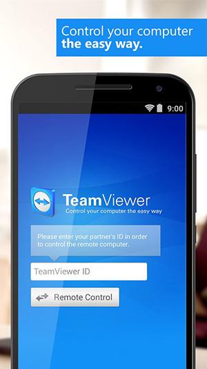 TeamViewer远程控制 V11.0.4386 安卓版截图1