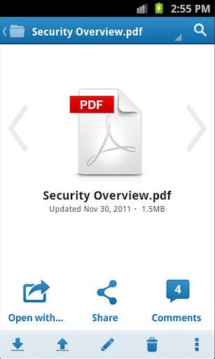 box网盘 V3.7.5 安卓版截图2