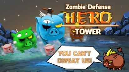 僵尸防御英雄塔修改版 V1.0 安卓版截图3