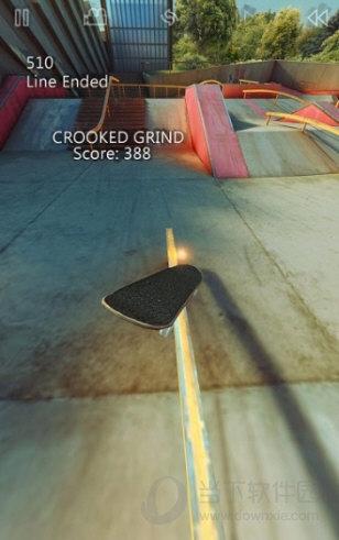 真实滑板破解版