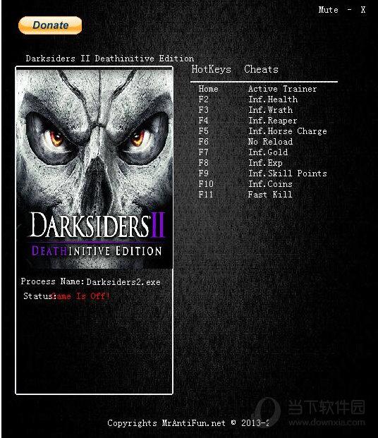 暗黑血统2终极版十项修改器