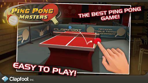 乒乓球大师破解版 V1.0.4 安卓版截图1