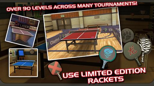 乒乓球大师破解版 V1.0.4 安卓版截图2