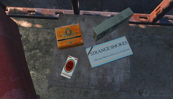 辐射4高清香烟材质mod