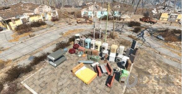 辐射4家园建造者mod