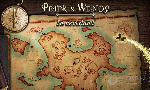 彼得和温迪在梦幻岛单独免DVD补丁