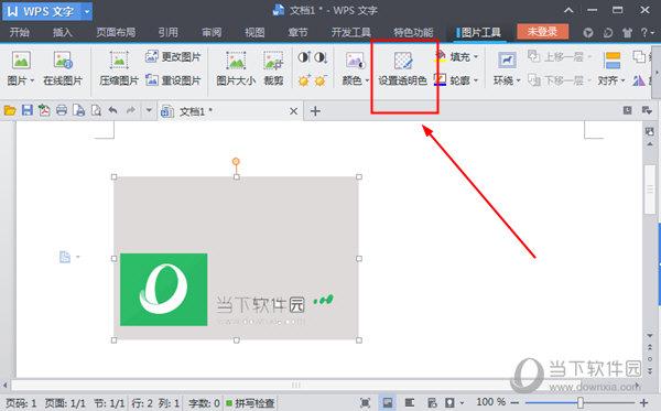 wps图片怎么去背景 wps图片去底色方法