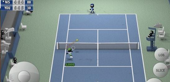 火柴人网球2015破解版 V1.0 安卓版截图3