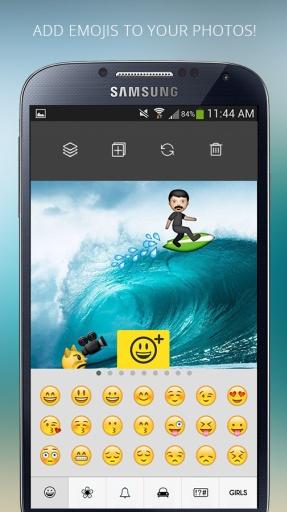 instamoji app V1.0.8 安卓版截图1