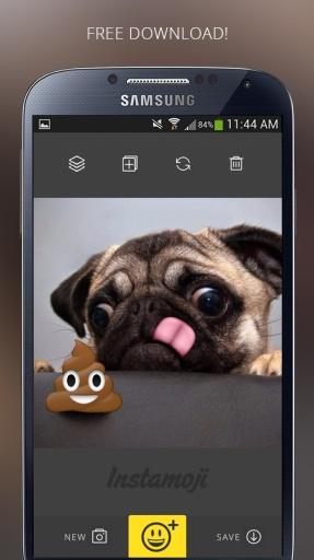 instamoji app V1.0.8 安卓版截图2