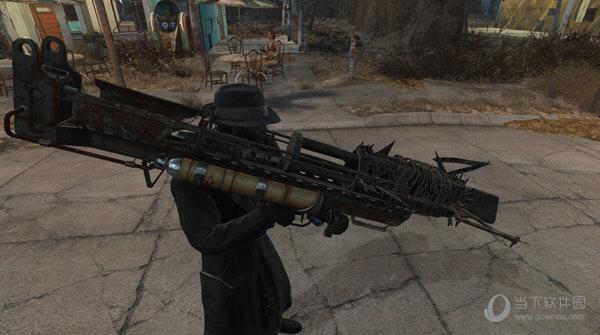 辐射4魔性改装武器mod
