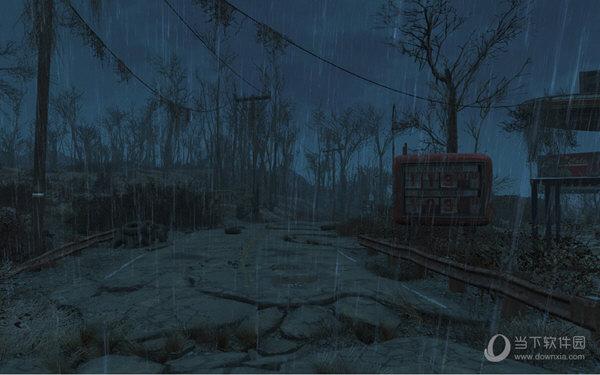 辐射4真实风暴mod