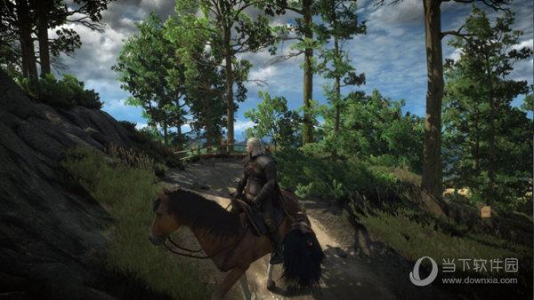 巫师3狂猎E3光照补丁