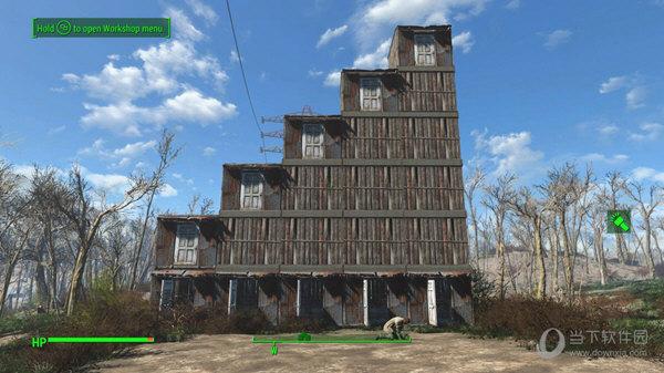 辐射4电梯mod