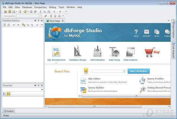 dbforge studio for mysql