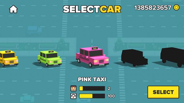 循环出租车无限金币版 V0.09 安卓版截图1
