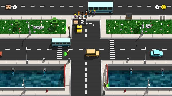 循环出租车无限金币版 V0.09 安卓版截图6