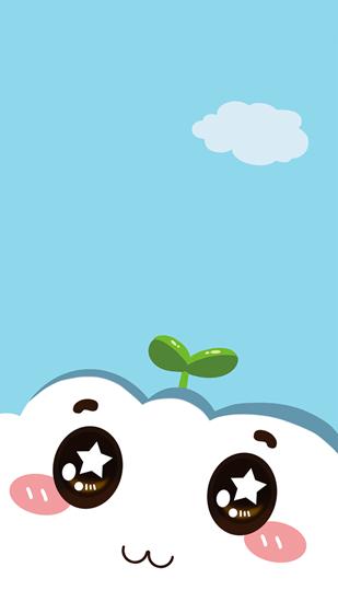 萌萌天气 V1.5 安卓版截图1