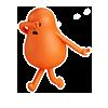 粘粘怪物QQ表情包 +23 免费版