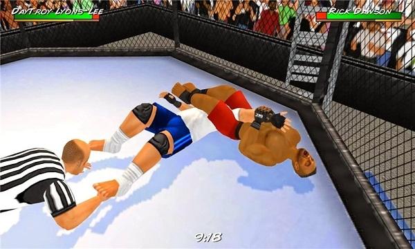 摔跤革命3D完整版 V1.530 安卓版截图4