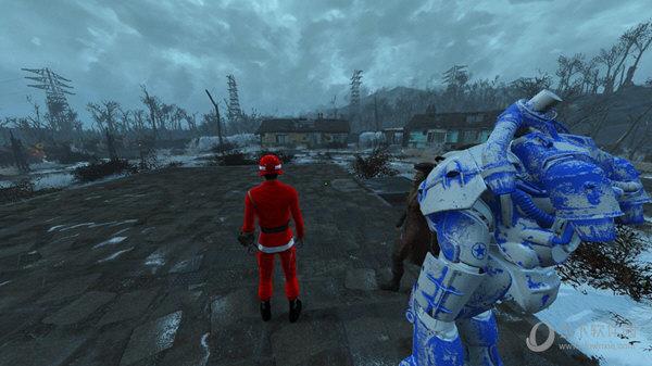 辐射4圣诞老人mod