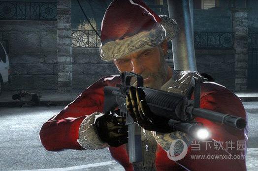 求生之路2圣诞老人比尔mod