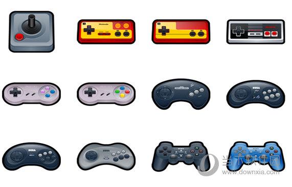 游戏遥控器电脑图标