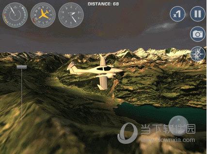 飞越瑞士阿尔卑斯山破解版 V1.4 安卓版截图2