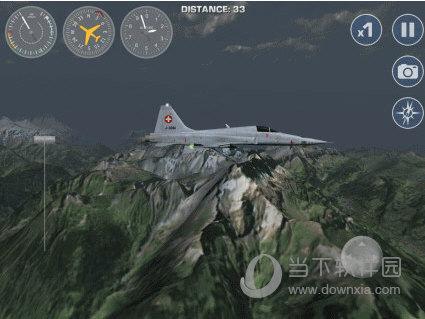 飞越瑞士阿尔卑斯山破解版 V1.4 安卓版截图5