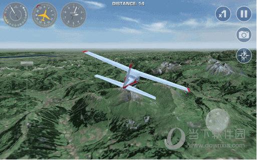 飞越瑞士阿尔卑斯山破解版 V1.4 安卓版截图1