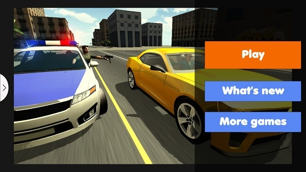 警车追击3d无限金币版 V20151012 安卓版截图1