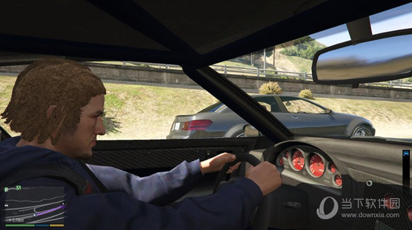 gta5极速AI驾驶员mod