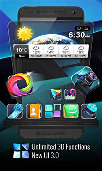 Next桌面 V3.23 安卓版截图1