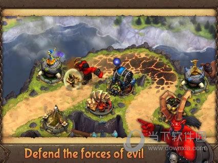 邪恶守卫者修改版 V1.0.16 安卓版截图5