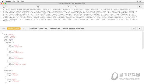 mac文本处理工具