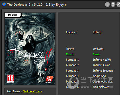 黑暗2全版本修改器