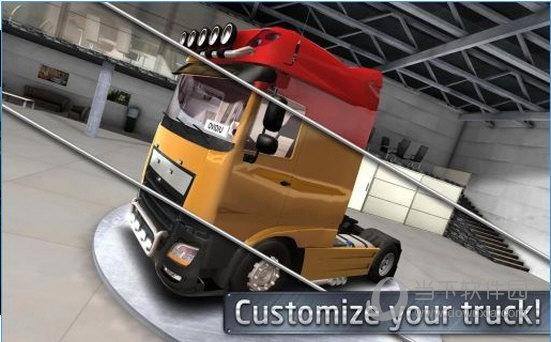 欧洲卡车司机无限金币