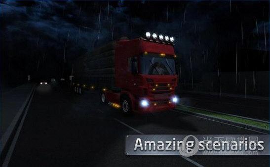 欧洲卡车司机无限金币 V1.1.0 安卓版截图3
