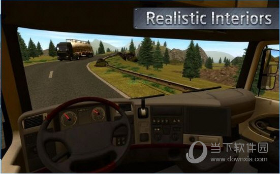 欧洲卡车司机无限金币 V1.1.0 安卓版截图1