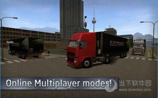 欧洲卡车司机无限金币 V1.1.0 安卓版截图4