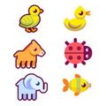可爱小动物桌面图标 免费版